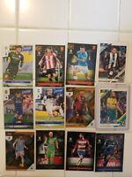 2019/20 Premier league, La liga, Serie A Chronicles soccer rookie cards lot