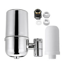 Faucet Water Filter For Kitchen Household Bathroom Mount Filtration Tap Purifier