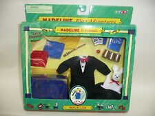 Eden Madeline & Friends Magician New Mib, Box Has Some Wear
