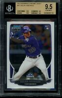 2013 Bowman Chrome Draft Nolan Arenado RC #41 BGS 9.5 Gem Mint Rookie Card