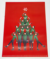EXO-M - Miracles in December (Chinese ver.) OFFICIAL POSTER