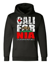 California Republic vintage HOODIE state Bear Flag Hooded Sweatshirt CIT