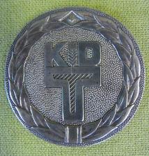 DDR Medaille - KDT - Kammer der Technik - im Etui - silber