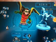 Robin Damian Wayne batman monolith games figure card kickstarter Gotham city