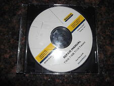 FORD NEW HOLLAND T1010 T1030 T1110 TRACTOR SERVICE SHOP REPAIR MANUAL