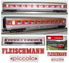 FLEISCHMANN 8183 VINTAGE CARROZZA PASSEGGERI di 1a Classe DB LUCI e BOX SCALA-N