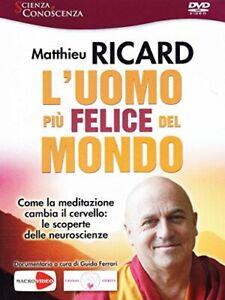 Matthieu Ricard / Guido Ferrari - L'Homme Plus 'Happy Del Mondo (Nuova Édition)