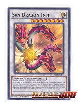 YUGIOH x 3 Sun Dragon Inti - LC5D-EN241 - Common - 1st Edition Near Mint