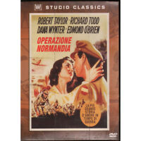 Operazione Normandia DVD E O'Brien / 20th Century Fox Studio Classic Sigillato