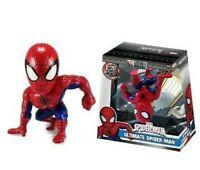 Marvel Die-Cast Metal Figurine Spiderman Jada Toys