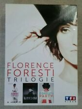 Florence Foresti Trilogie DVD FRENCH EDITION 3 Titles 4 Discs Pre-owned