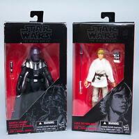 Hasbro Star Wars Black Series #21 LUKE SKYWALKER + DARTH VADER Emperor's Wrath