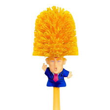 Donald Trump Toilet Bowl Brush Gag Novelty Political College Home Cleaning Tool