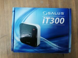 Salus iT300 Sensor Optional 2 zone Heating for iT500 Wireless Thermostat Control