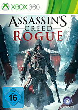 Assassin's Creed: Rogue (Microsoft Xbox 360, 2016, DVD-Box)