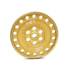 Hot Racing Vaterra Twin Hammers aluminum 48p 90t spur gear VTH90H
