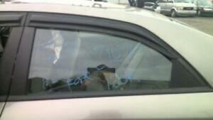 Rear Door Glass Window KIA FORTE Left Driver 10 11 12 13