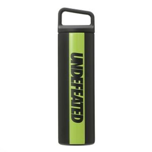 Starbucks UNDEFEATED Collaboration Handle Lid Stainless Steel Bottle Neon Yellow