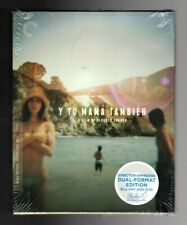 *New/Sealed* Y Tu Mama Tambien *Criterion*Blu-Ray/Dvd*Fi lm By Alfonso Cuaron*