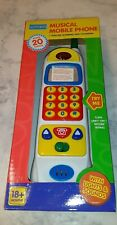 Musical Mobile Phone Toy, 1177 Baby Cell Phone Electronic, Learning