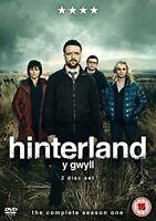 Hinterland (Y Gwyll) [DVD] [2013][Region 2]