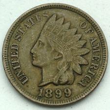 1899 Indian Head Cent - AU