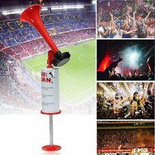 Hand Held Pump Powered Fog Air Horn No Gas Sport Football Festival Loud Gasless