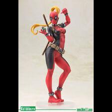 KOTOBUKIYA 2002-Now PVC Comic Book Hero Action Figures