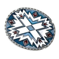 American Indian Belt Buckle Cowboy Belt Accessories Men Women Belts Buckles