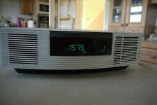 Bose wave AWRC3P CD player  radio alarm clock music system twin alarm