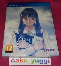 ROOT LETTER LIMITED EDITION SONY PS VITA PAL NEW SEALED NEUF SCELLE BOITE ABIMEE