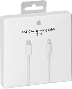 2M Genuine Apple Type C to Lightning Cable Fast Charging Cable For Iphone 12,11