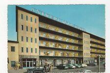 Antwerp Docks Hotel Belgium 1968 Postcard 435a