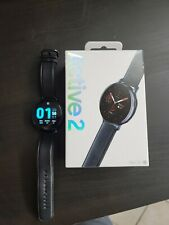 Samsung Galaxy Watch Active 2 - 44mm STAINLESS STEEL - LTE