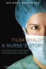A Nurse's Story by Shalof, Tilda, Good Book