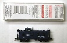 Mtl Micro-Trains 100070 Mw blue caboose