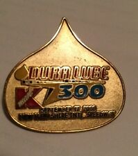 DURA LUBE 300 SEPT. 17,2000 NHIS LOUDON NASCAR EVENT PIN