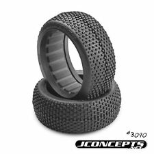 J Concepts - Chasers Green Compound 1/8th Buggy Tire