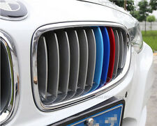 For BMW X3 2011 2012 2013 2014 2015 Car Front Center Grille Grill Cover Trim