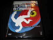 "COLLECTOR 2 DVD NEUF ""LES FRISSONS DE L'ANGOISSE"" Dario ARGENTO - horreur"
