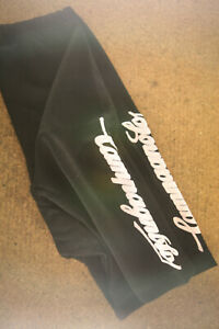 Vintage NOS NEW Campagnolo black woolen cycling shorts trousers (small) L'eroica