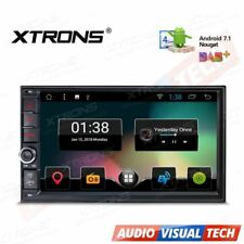 Android 7.1 Double 2 DIN Multimedia GPS Navigation Car Stereo Radio DAB+ OBD2 BT