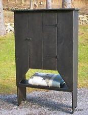 Primitive Handcrafted Arlington Cupboard