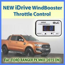 NEW IDRIVE WINDBOOSTER THROTTLE CONTROL for FORD RANGER PX MK2 2015 ON