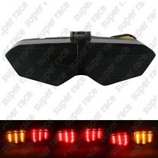 Smoke LED Integrated Turn Signal Tail Light For Yamaha YZF R6 2003-2005  2004