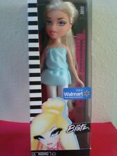 Bratz Girlz Girl Cloe Doll Long Blonde Hair Blue Eyes Clothes Black Boots New