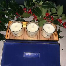 Jo Malone 3 Piece Scented Candle Set   Perfect Christmas Gift