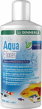 Dennerle Aqua Elixir Tap Safe Water Conditioner Moringa Extract 500ml Chlorine