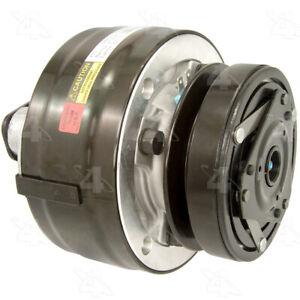 A/C Compressor-New Compressor 4 Seasons (or Equivalent) 58231