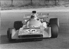 Chris Amon  Matra  S.African GP 1971  D.P.P.I  Original Press Period Photograph